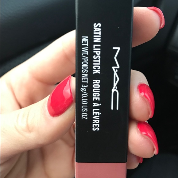 MAC Cosmetics Other - Brand new MAC Satin Lipstick In Faux